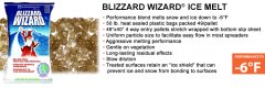 BLIZZARD WIZARD ICE MELT, Pelham, NH