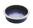 Unilock Brussels Sunset Round Fire Pit Kit Basic Insert