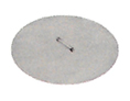 Unilock Brussels Sunset Round Fire Pit Kit Lid