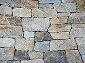 Connecticut Tan Ashlar - Fieldstone Veneer Natural Stone Veneer Pelham, NH