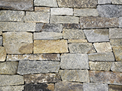 Connecticut Tan Ledgestone - Fieldstone Veneer Natural Stone Veneer Pelham, NH