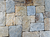 Connecticut Tan Square - Rec - Fieldstone Veneer Natural Stone Veneer Pelham, NH