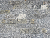 Newbury Granite Strips - Fieldstone Veneer Natural Stone Veneer Pelham, NH