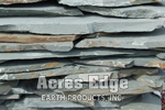 Blue Green Slate Steppers Acres Edge, Pelham  NH Landscape & Hardscape Supply, Landscaping & Hardscaping Supplies