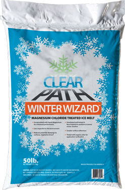 Clear Path Winter Wizard Ice Melt NH Landscape & Hardscape Supply, Landscaping & Hardscaping Supplies