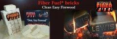 Pelham, NH Fiber Fuel® Clean Easy Firewood