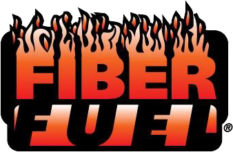 fiber fuel bricks logo