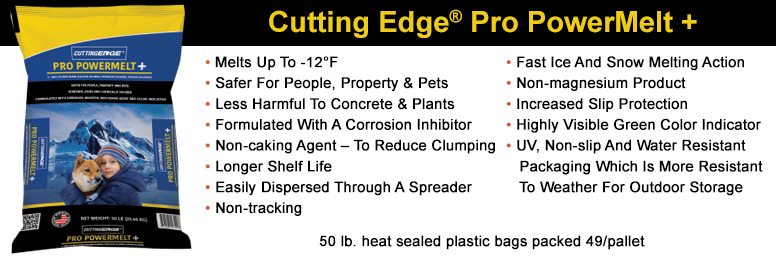 Cutting Edge® Pro PowerMelt +
